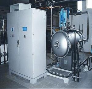 Ozone installation