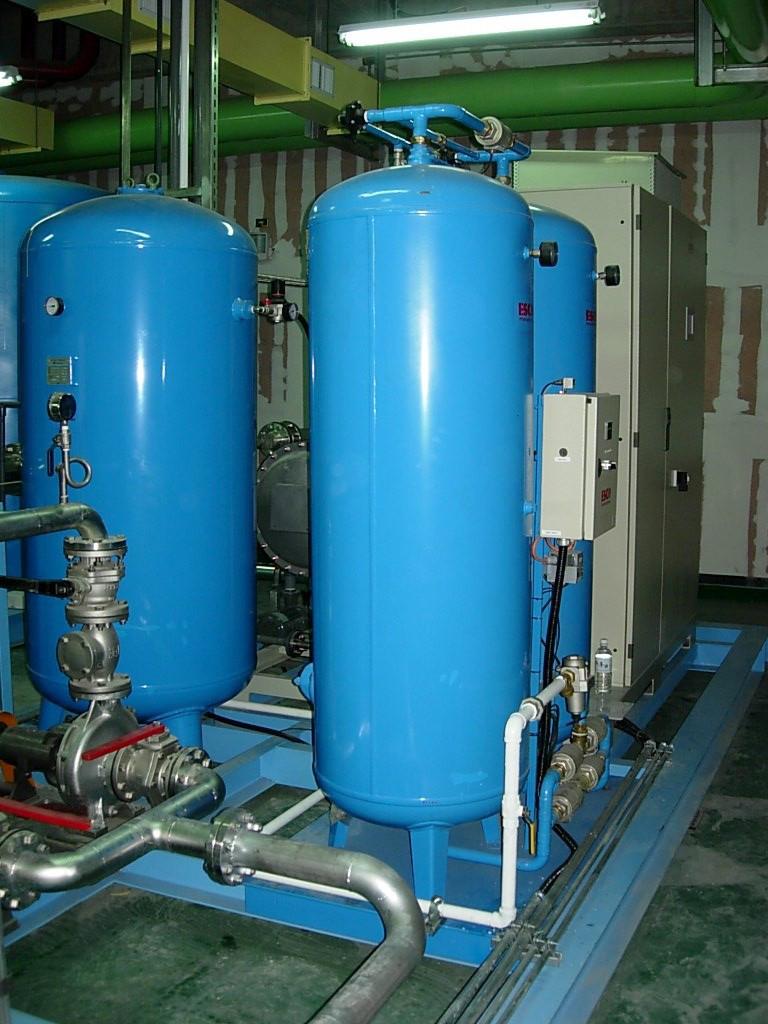 Esco International Advanced Oxidation Process Water