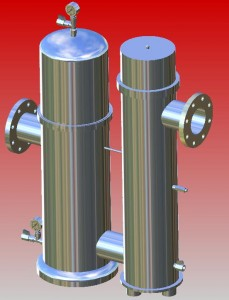 UV & Filtration Skid